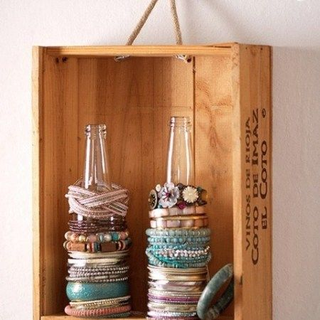 Top 58 Most Creative Home-Organizing Ideas and DIY Projects - DIY Crafts, bracelet organization