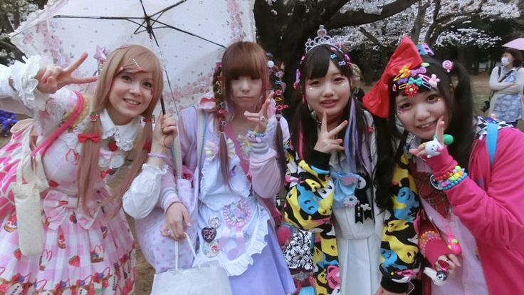 Culture Story: Harajuku: Fashion stуle rebellіоn in Jаpan http://chicamanga.com/harajuku-fashion/ #ChicaManga