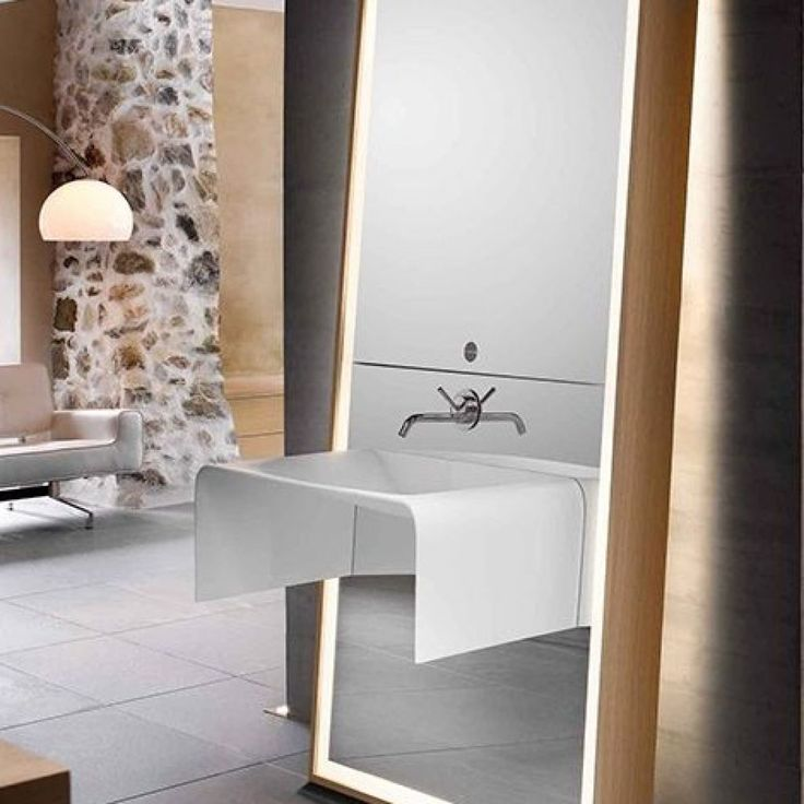 29 Practical And Classy Lavatory Mirrors | Devparade