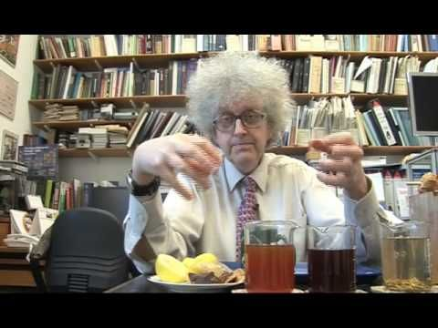 Tea Chemistry - Periodic Table of Videos--In honor of the Chinese New Year