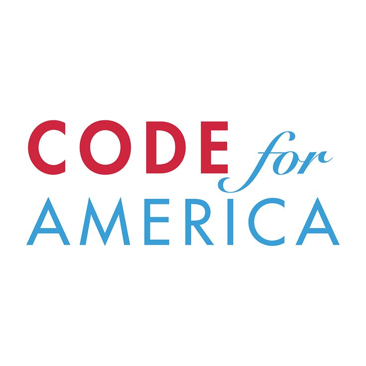 Code for America is working towards a government by the people, for the people, that works in the 21st century. We are a 501(c)3 non-profit that helps residents and governments harness technology to solve community problems.