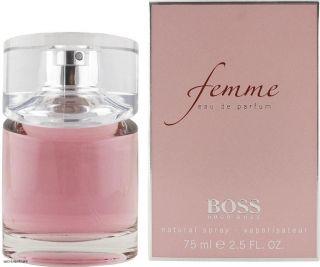 Hugo Boss Femme parfumovaná voda 75 ml