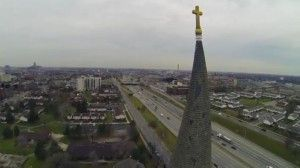 Can It Be True?  Can St. Josaphat's Steeple Be Saved?