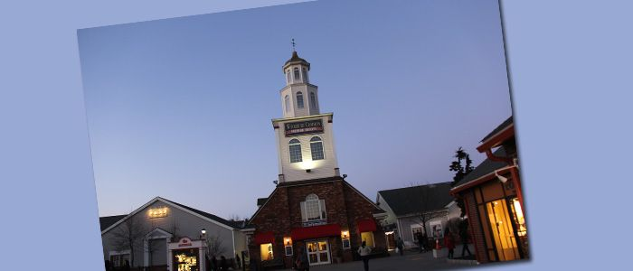Outlets em New York: Woodbury Commom Premium Outlet