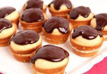 Slávne bostonské krémové cupcakes   Recept, ktorý musíte vyskúšať aj vy!