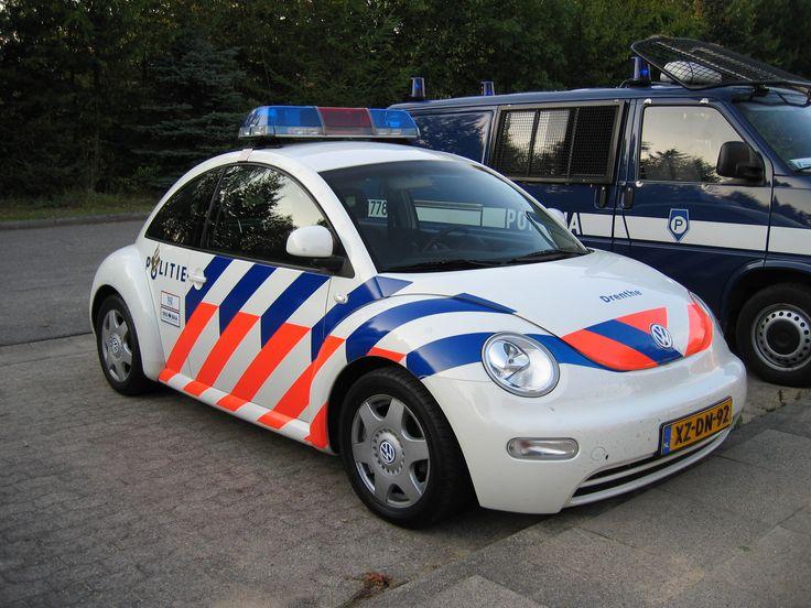 volkswagen police car/8/82/Dutch_police_car_VW_Beetle.JPG