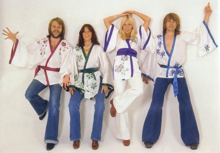 Image result for abba kimono