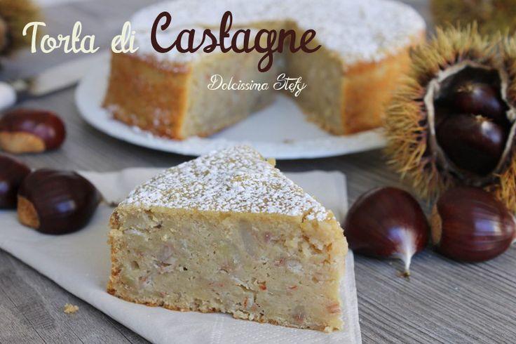 La Torta di Castagne è un dolce morbido,dalla consistenza tipo Brownies perchè si scioglie in bocca..un dolce che davvero vale pena provar a fare :)