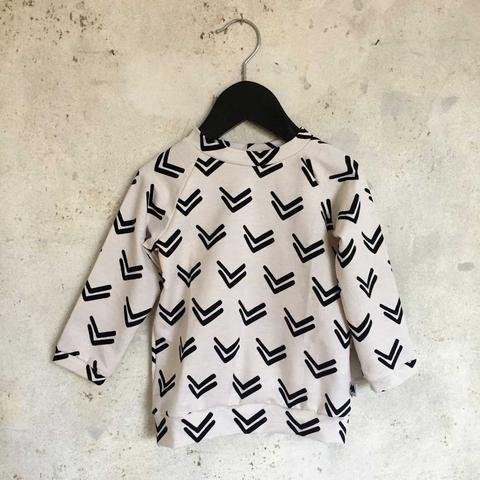 Sweatshirt - Arrows