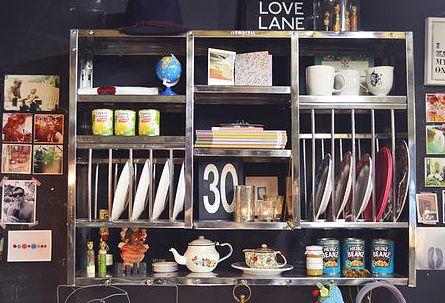 theplaterack.co.uk   Vintage Industrial Accessories   Kitchen Inspiration   Warehouse Home Design Magazine
