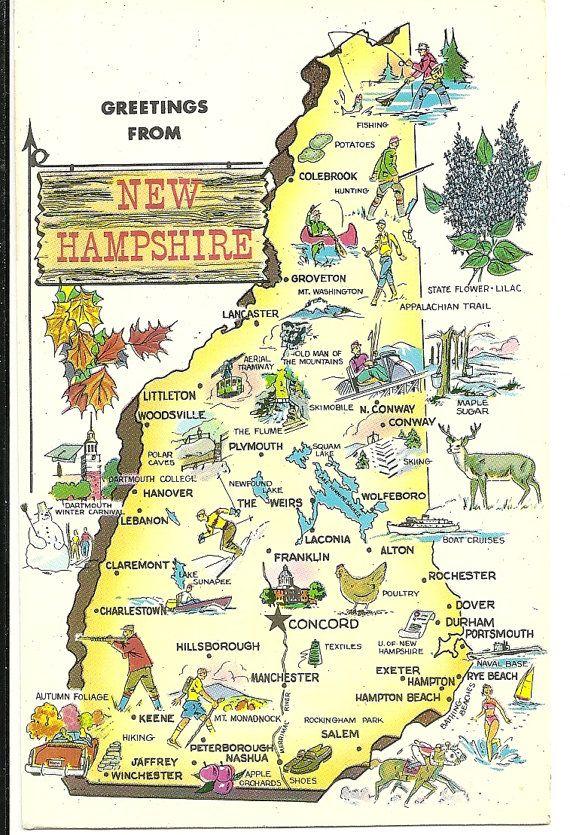 New Hampshire, Hillsboro my hometown