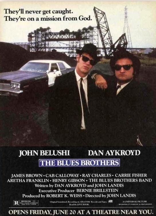 Cast of The Blues Brothers Movie:HIDDEN ACTORS