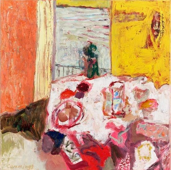 Currumbin Window by Elisabeth Cummings. oil on canvas 2011
