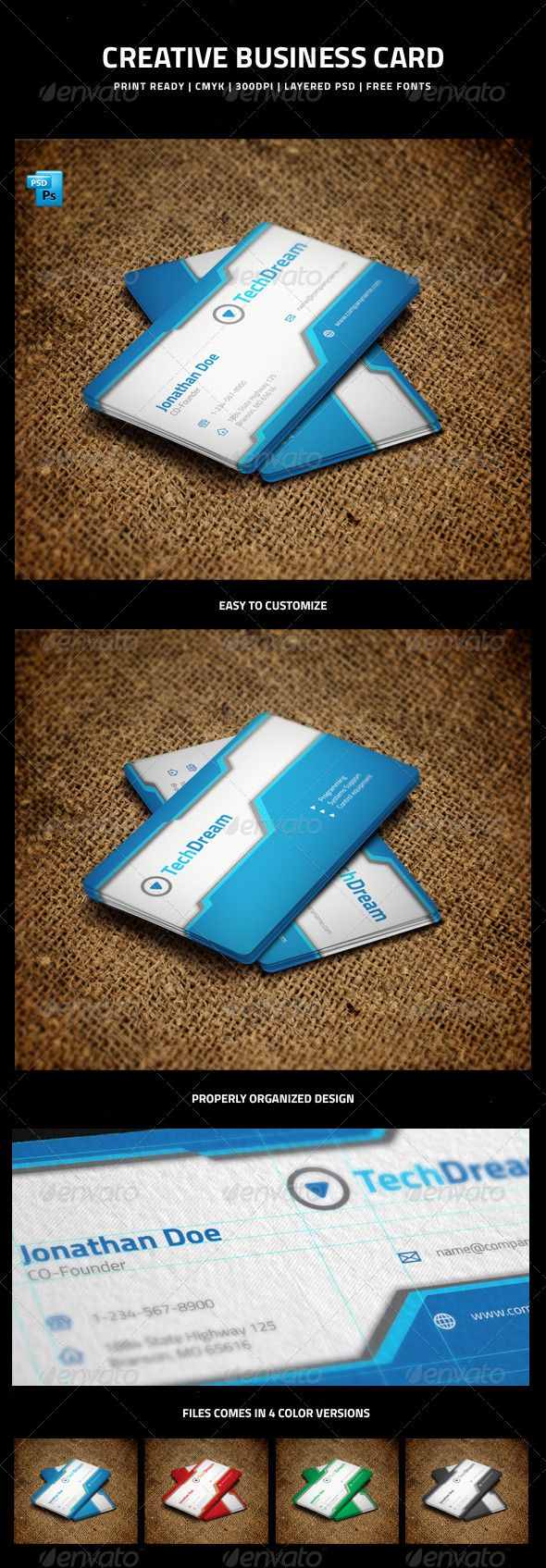 Best 25 business card software ideas on pinterest business card creative business card 4 magicingreecefo Images