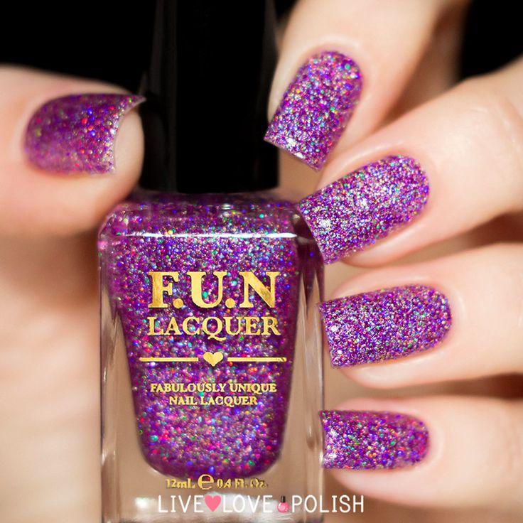 Fun Lacquer Holo Queen (H) (Simplynailogical Collection)
