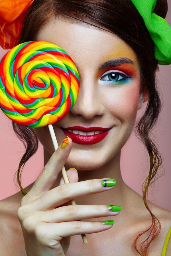 Lollipop Girl...