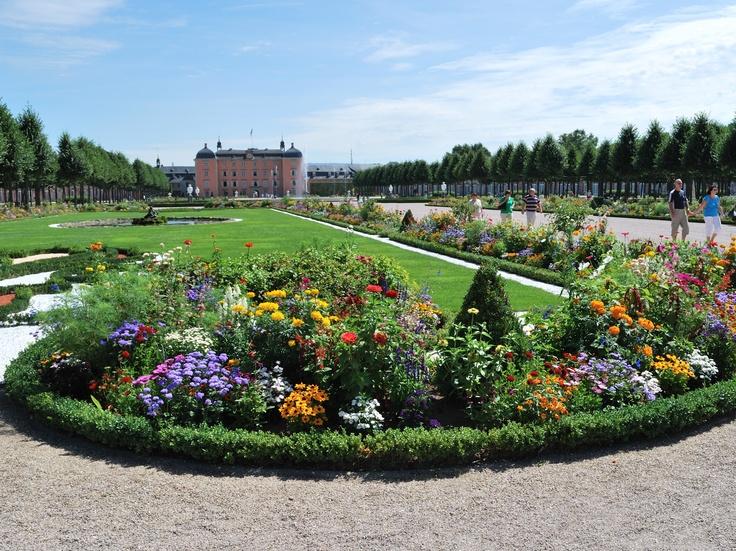 Schwetzingen Schloss Garden, Germany
