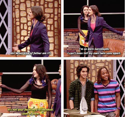 Victorious was actually a really good show.