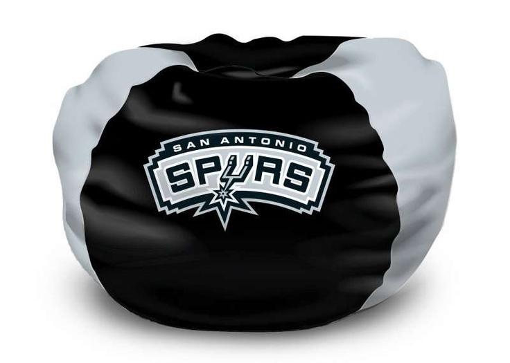 San Antonio Spurs Nba Bean Bag Chair By Bedding Nba