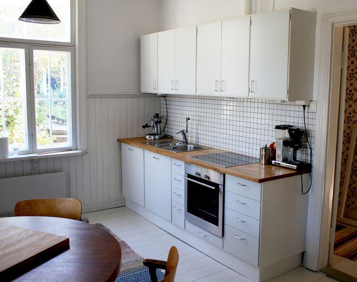 Vanhan tyylin keittiö #kitchen #finishdesign © AX-Design Oy, Finland