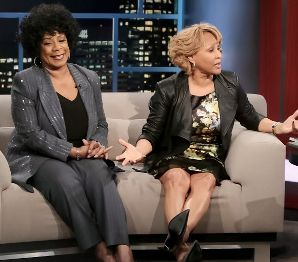 These ladies are wonderful!! This interview made me feel like bubbles in my veins, just that inspired and laughing.  Singers Merry Clayton & Darlene Love – Part 2 {watch Part 1 also!} | Interviews | Tavis Smiley | PBS {Documentary about their lives: 20 Feet From Stardom}