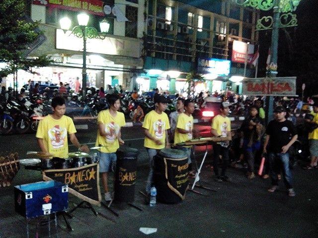 Yogyakarta: Malioboro street show