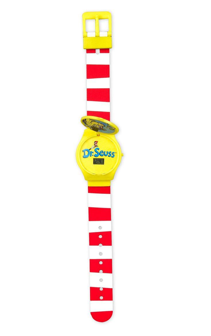 Dr. Seuss Twist & Flip Watch , 66535