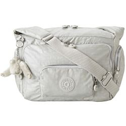 Cheap Kipling - Europa Large Cross Body Bag (Pearlized Grey) - Bags and Luggage price - Zappos is proud to offer the Kipling - Europa Large Cross Body Bag (Pearlized Grey) - Bags and Luggage: This multipurpose bag is sure to fill all of your carrying needs.