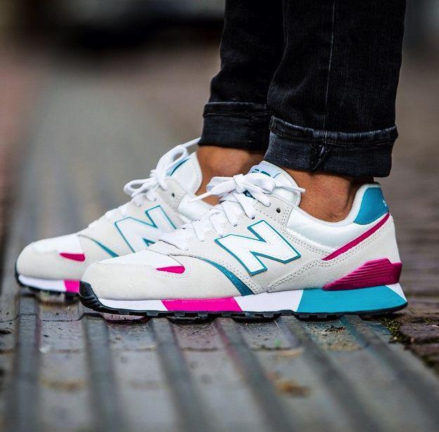 new balance 446 pink