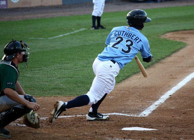 Cheslor Cuthbert con dos imparables en triple A con Kansas City | Portal de Nicaragua #nicaragua #noticias_nicaragua #baseball #Béisbol