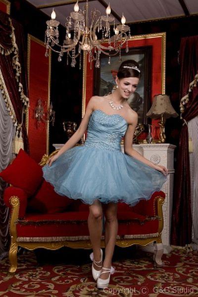 Weekly Special Product: Blau Organza Ballkleid Abendkleid ma1302 - Order Link: http://www.modeabendkleider.de/blau-organza-ballkleid-abendkleid-ma1302.html - Farbe: Blue; Silhouette: Ballkleid; Ausschnitt: Sweetheart; Verzierungen: Perlen, Rüschen, Paille
