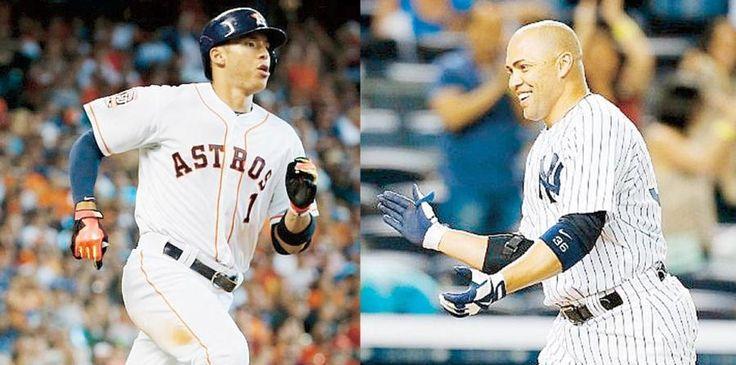 El Nuevo Día - Deportes (10/5/2015): Duelo de boricuas en el Yankee Stadium. (Article)