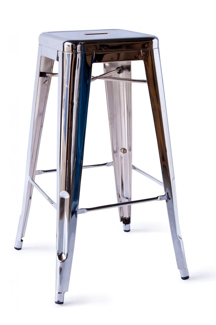 1000 images about kitchen ideas on pinterest subway tile backsplash polished chrome and pot - Marais counter stool ...