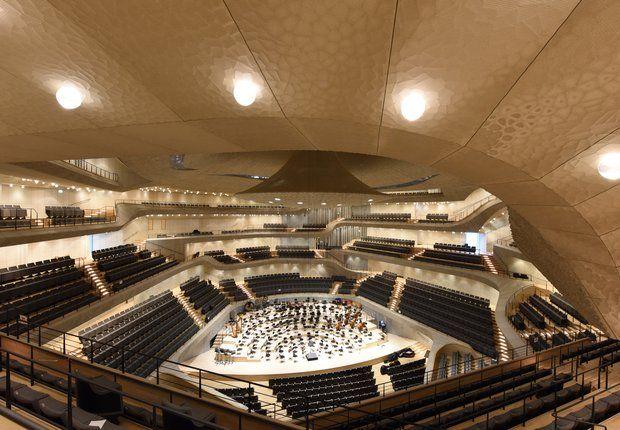 Academy of St Martin in the Fields im Großer Saal der Elbphilharmonie, Tickets am 28.11.