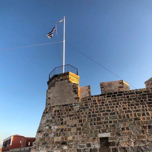 Firka Fortress Chania Xania Crete Kreta Greece Firka Firkafortress Fortress Chania Crete Fortress