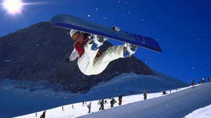 Cómo prevenir lesiones en los deportes de nieve - Infobae