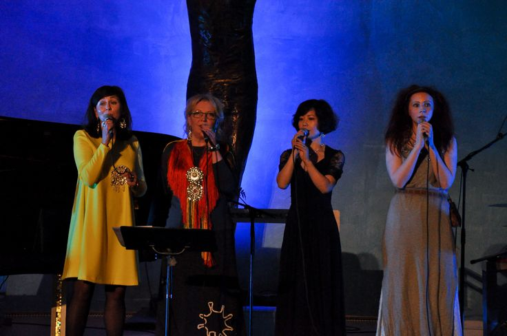 """""""Sanger om lyset"""" - kirkekonsert i Nordlyskatedralen Alta"""