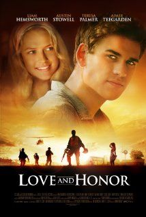 When a young soldier in Vietnam gets dumped by his hometown girl, he and his best friend decide to go AWOL and return to the States to win her back.    The Buzz: No, Liam Hemsworth is not in another Nicholas Sparks movie, but from the sound of the story and the look of the poster, even we were looking for the novelist's name in these credits.
