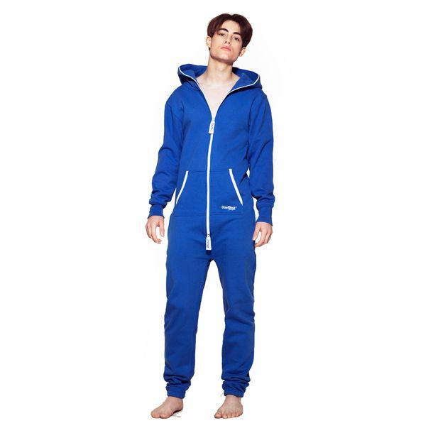 Original Jumpsuit Royal Blue