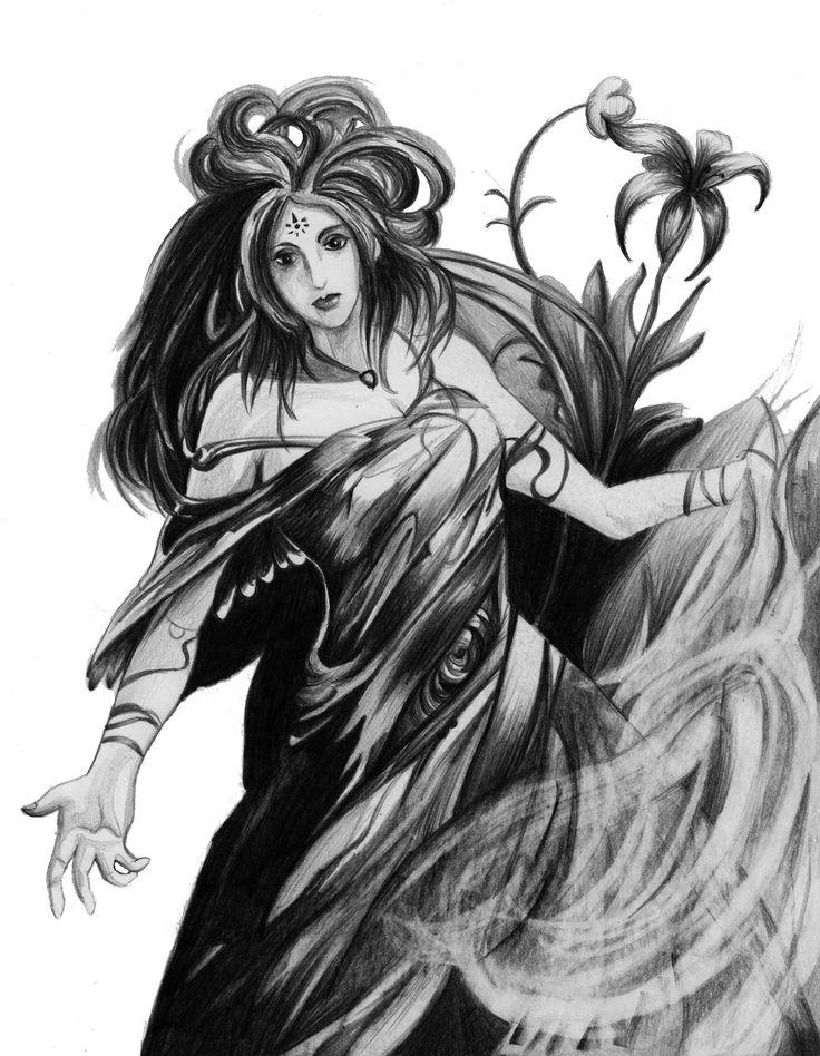 Frigga, diosa de la Fertilidad (Mitología nórdica)