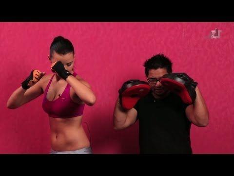 Bikini Kick Boxing Workout Part 1