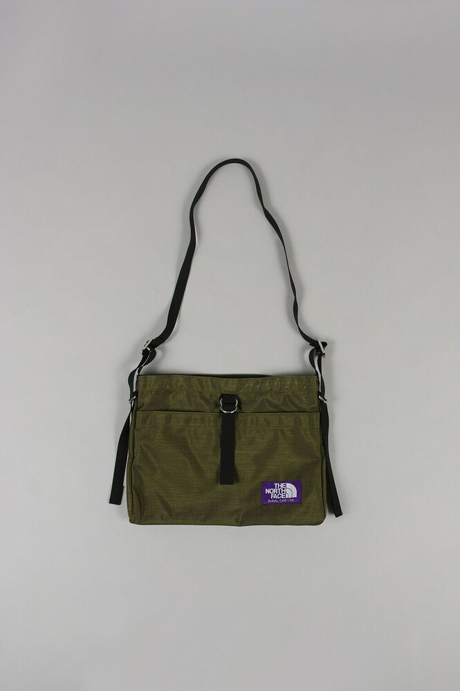 1f4d66313 THE NORTH FACE PURPLE LABEL Small Shoulder Bag NN7757N Olive Japan ...