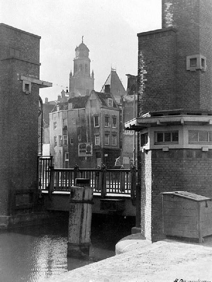 De Meent in 1930.