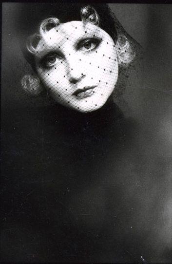 Ingrid Boulting face of Biba Cosmetics shot by Sarah Moon #lisaeldridge