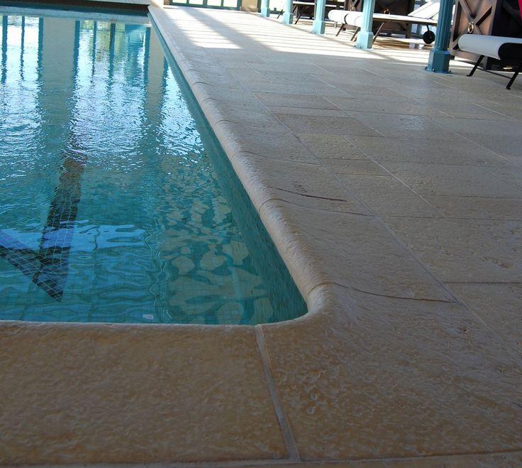 Souvent Les 25 meilleures idées de la catégorie Margelle piscine sur  KE84