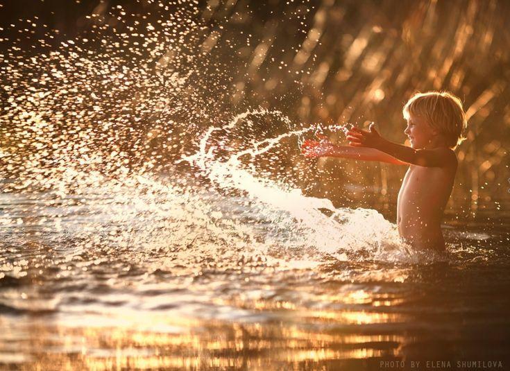 20теплых снимков про лето вдеревне
