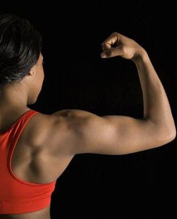 5 shoulder exercises for women
