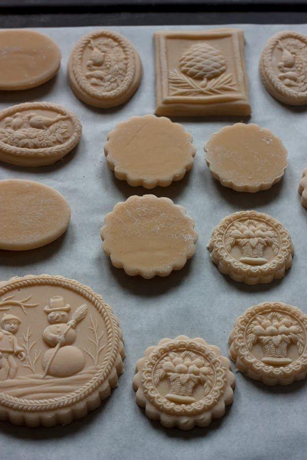 GALLETAS SPRINGERLE. Paso a paso y consejos para una galleta perfecta. | Sweet And Sour