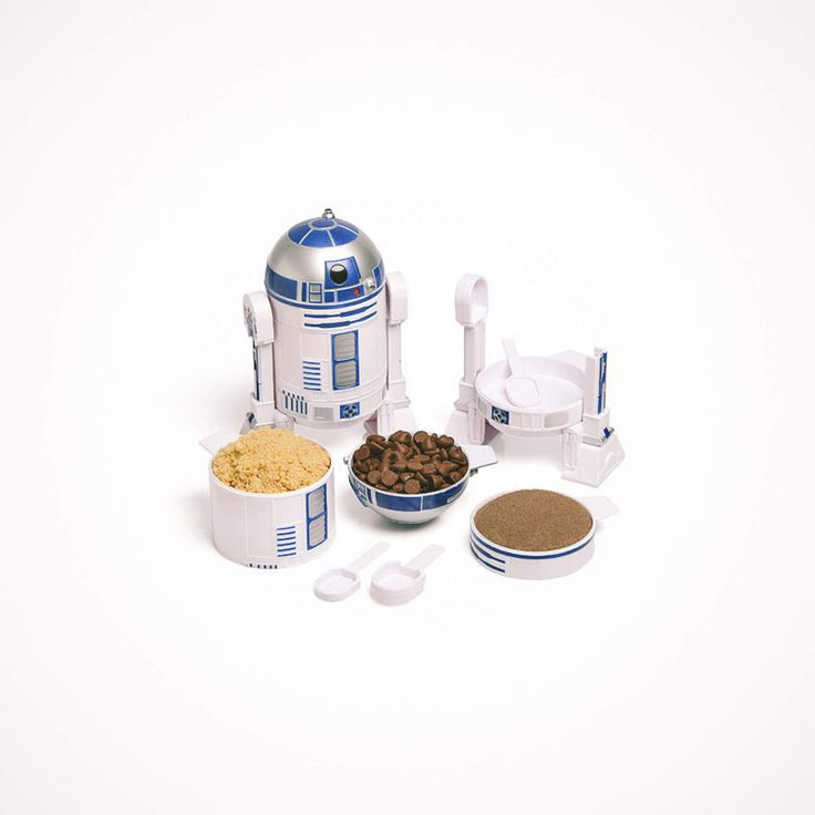 You Obviously Need R2D2 Measuring Cups