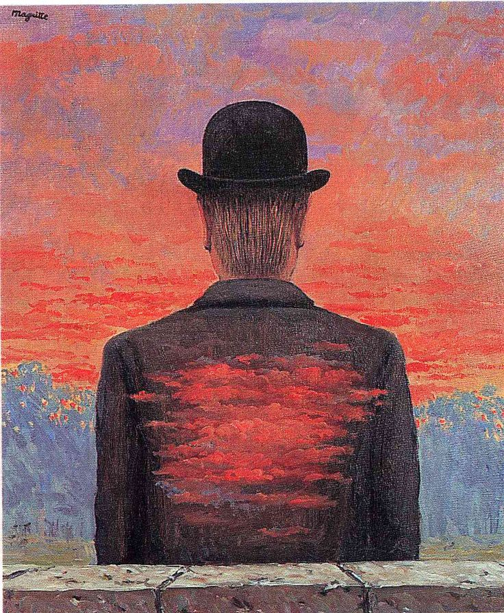 René Magritte, The Poet Recompensed